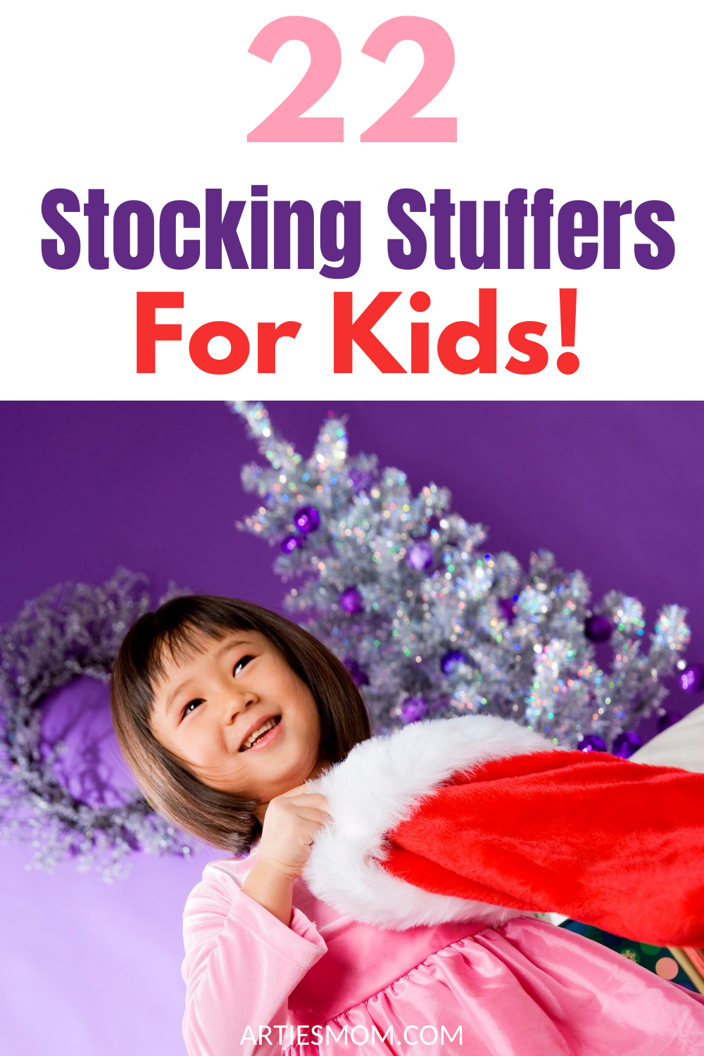 22 stocking stuffers for kids