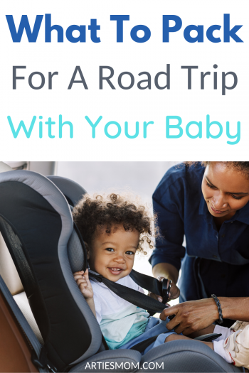 How to Survive Baby's First Road Trip!